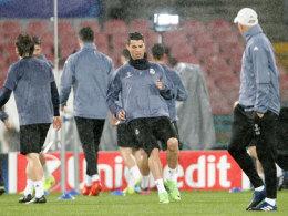 Zidane lässt