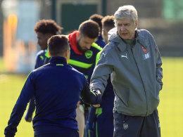 Wenger dementiert Sanchez-Eklat - Özil fehlt gegen Bayern