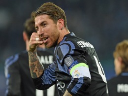 Reals Serie hält - dank Jubilar Sergio Ramos