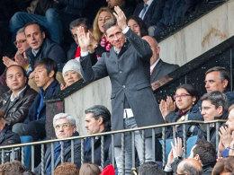 Elf Tage nach dem K.o.: Fernando Torres trainiert wieder