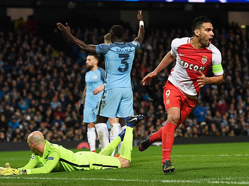 Aus für Guardiola und Manchester City gegen Monaco