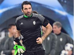 Heimmacht Juve! Und Buffon fürchtet Leicester