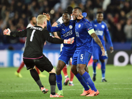 Leicesters Helden: Morgan, Albrighton und Schmeichel