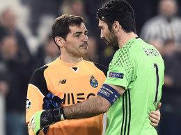 175. Einsatz: Casillas im UEFA-Ranking alleine vorne