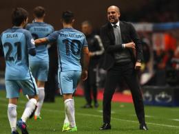 Bilder: Bayer ordentlich - Monaco kegelt City raus!