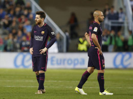 Fit für Juve? Barça sucht Ablenkung im Liga-Stress