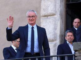 Vor Atletico: Ranieri spricht über seine Entlassung