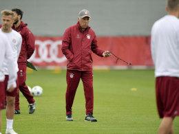 Ancelotti mit