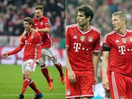 Premiere: Real darf gegen Bayern nicht in Weiß spielen