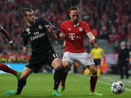 Wadenprobleme: Bale für Rückspiel fraglich