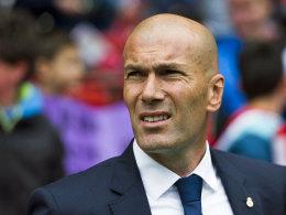 Zidanes Appell ans Bernabeu - Bale fällt aus