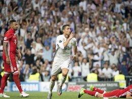 Cristiano Ronaldo beendet Bayerns Königsklassen-Traum