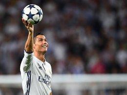 100 Tore! Cristiano Ronaldo ist der CL-König