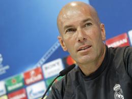 Real schon durch? Zidane fordert