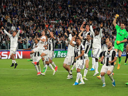 Dank Mandzukic und Dani Alves: Juve steht im CL-Finale