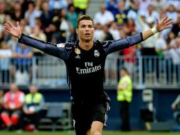 Zidane fehlen die Worte für Ronaldo