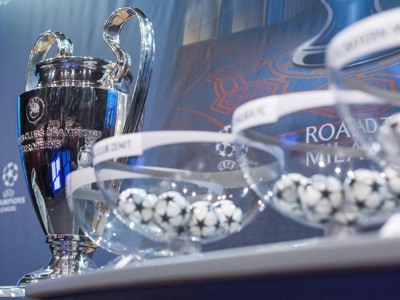 champions league auslosung töpfe