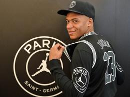 PSG läuft in der Champions League mit Jordan-Trikot auf