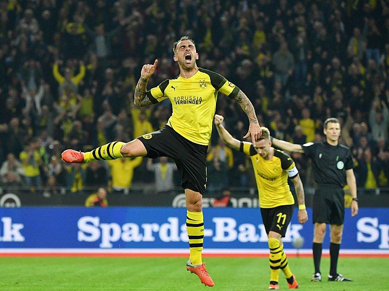 BVB mit Duseltor zum Sieg - Unglückliche Götze-Rückkehr