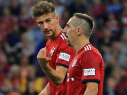 FCB mit Goretzka und Ribery - Chance für Sanches?