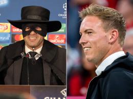 Fonseca vs. Nagelsmann - oder: Zorro trifft Benjamin