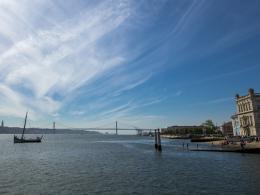 LIVE!-Bilder: Grillitschs Heber - Sonne in Lissabon