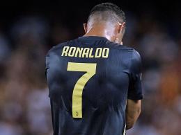 Wirbel um Ronaldo-Rot: Was darf der Torrichter?