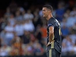 UEFA sperrt Cristiano Ronaldo nur für ein Spiel