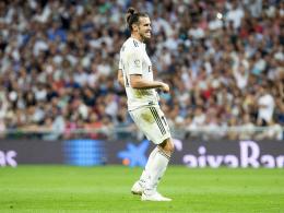 Reals Personal-Not: Nun fehlen auch Bale und Sergio Ramos