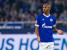Schalke-Schreck: Ohne Naldo in Istanbul