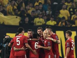 Hoffenheim macht's dramatisch - FCB besteht in Athen