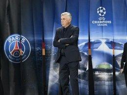 Ancelottis Seitenhieb in Richtung München