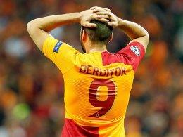 Derdiyok fällt gegen Schalke aus