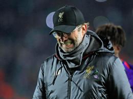 Liverpool gefährlich fahrlässig: Klopp hat