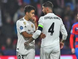 Aytekin übersieht hässliche Attacke von Sergio Ramos