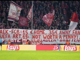 Zu teure Tickets für Bayern-Fans? UEFA ermittelt gegen AEK