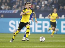 BVB-Rotation: Auch Reus, Witsel und Sancho nicht im Flieger