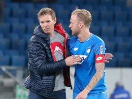 Darum verzichtet Nagelsmann auf Vogt