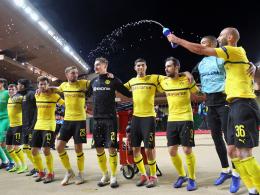 Dortmunds Rekord-Gruppenphase - und der