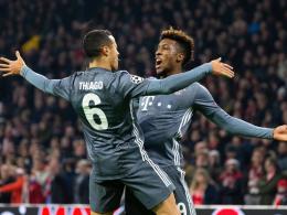 Sechs Erkenntnisse aus Bayerns Ajax-Auftritt