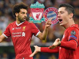 Liverpool ist für Bayern eine 50:50-Geschichte