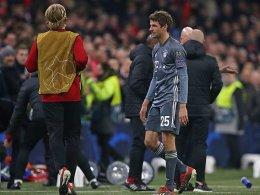 Müller fehlt gegen Liverpool: UEFA lehnt Bayern-Einspruch ab