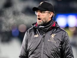 Liverpool fliegt vor Bayern-Spiel wieder ins Trainingslager