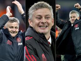 Mehr als nur Anti-Mourinho: Wie Solskjaer ManUnited wieder lachen lässt