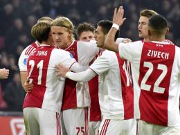 Underdog Ajax: Zwischen Sensation und Schaulaufen