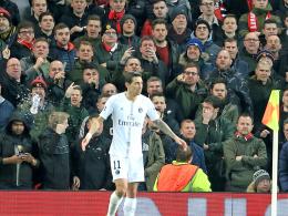 Flaschenwürfe und mehr: UEFA-Ermittlungen gegen ManUnited und PSG