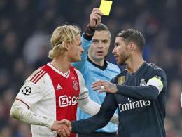 Gelbsperre provoziert? UEFA ermittelt gegen Ramos