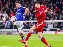 Schwere Aufgaben für Bayern und Schalke: Wer kommt weiter?