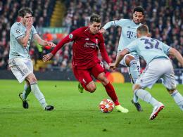 Starkes Bayern-Kollektiv holt ein 0:0 in Liverpool