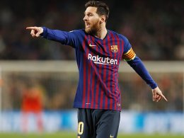 LIVE! Lyon fordert Barça heraus - mit Erfolg?